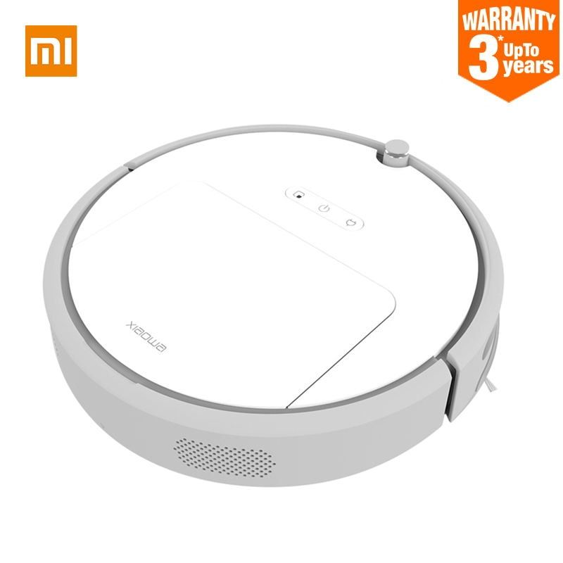 2018 New Roborock Xiaowa Xiaomi MI Robot Vacuum Cleaner for Home Automatic Sweeping Dust Sterilize Smart Planned Mobile App
