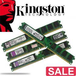 Используется Kingston1GB 2 Гб PC2 DDR2 4 Гб DDR3 8 GB 667 MHZ 800 МГц, 1333 МГц, 1600 МГц 8G 1333 PC памяти оперативная память модуль настольный компьютер