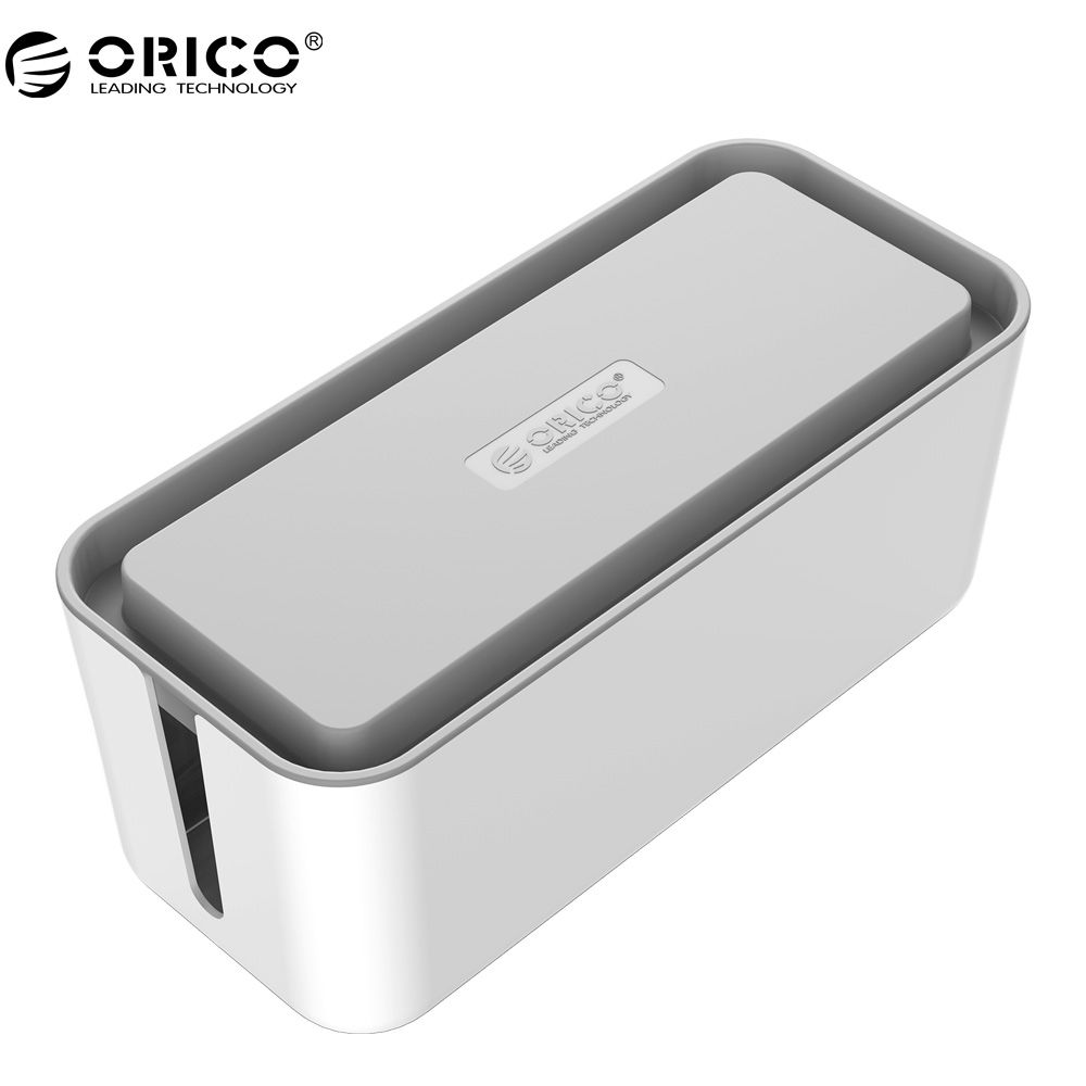 ORICO CMB Phone Protector Box Phone Holder Power Strip Box forAdapter Wire/Charger Line/USB Network HUB Cable Management Box