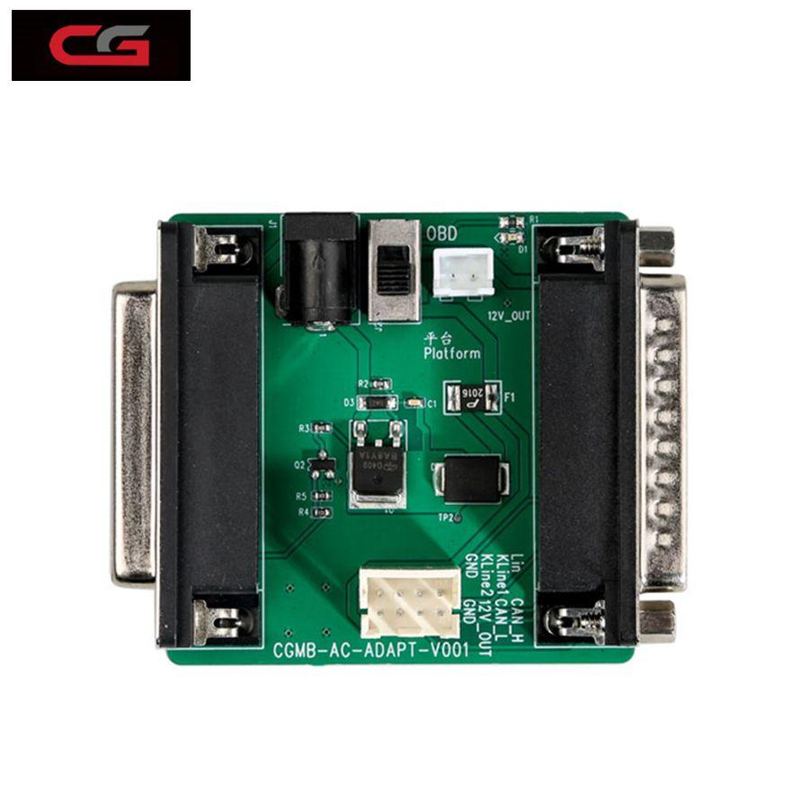 CGDI MB AC Adapter Arbeit FÜR Mercedes W164 W204 W221 W209 W246 W251 W166 für Datenerfassung