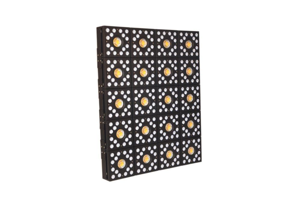 2018 new arrival TETRIS DIY Module LED plant grow light 200W 400W 600W 1000W 2000W sunlight COB chip full spectrum uv ir