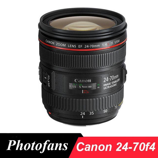 Canon 24-70 f4 objektiv canon ef 24-70mm f/4l is usm objektiven