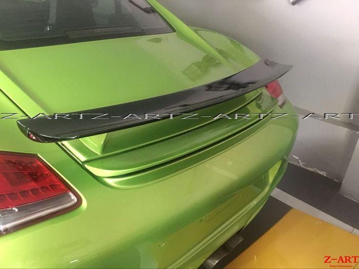 Z-ART Cayman R kohlefaser heckspoiler für Porsche Cayman Cayman S carbon heckklappe lip für Porsche 987