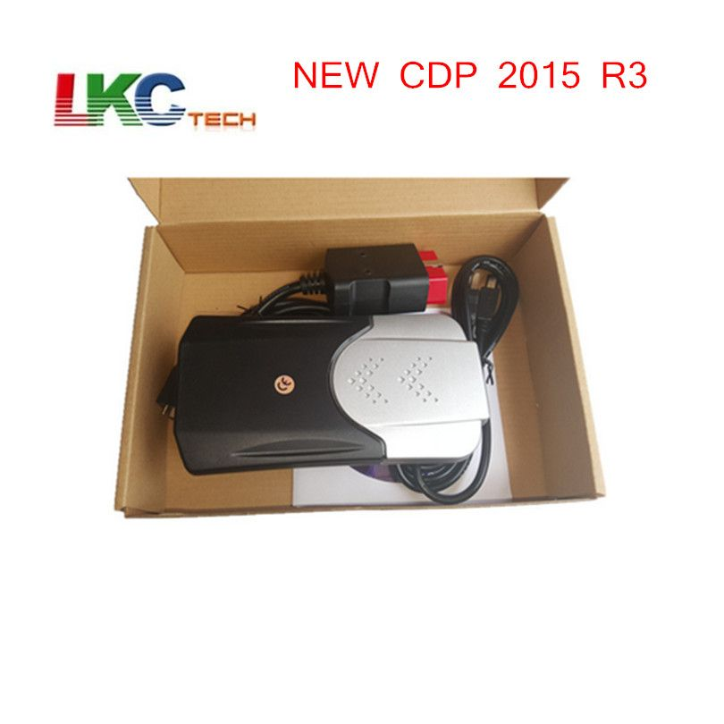 2018 New Arrival TCS CDP Newest 2016.00 Keygen New TCS CDP New VCI Auto Diagnostic Tool Car Scanner TCS CDP PRO For Cars/Trucks