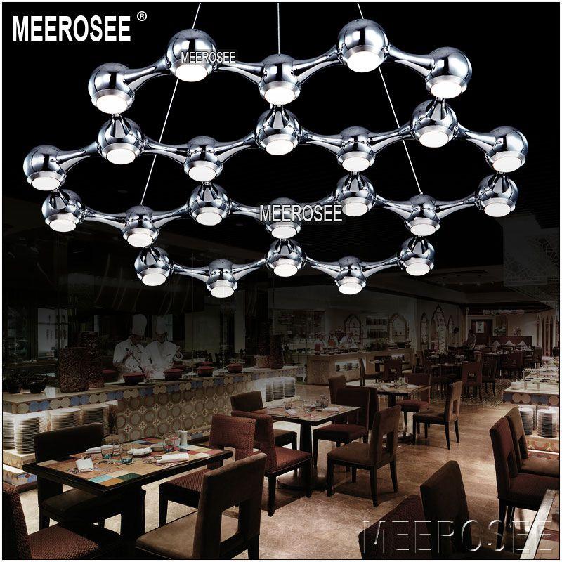 Italian New Design Modern LED Chandelier Light Lustres LED Suspension Hanging Lamp Fixture for Foyer Dining Room Home Lighting