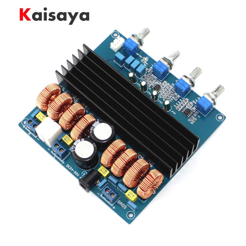 TDA7498 200W+2*100W 2.1 Digital Power Amplifier Board Audio Amplificador Circuit Class D Dual Audio Stereo Beyond TPA3116 C5-004