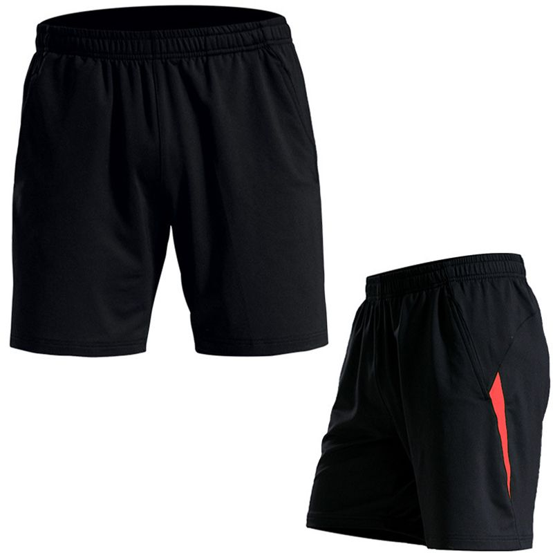 Men's running Shorts gym shorts croos fit trunks fitness pants Active Trousers Training sports shorts Treadmill shorts football