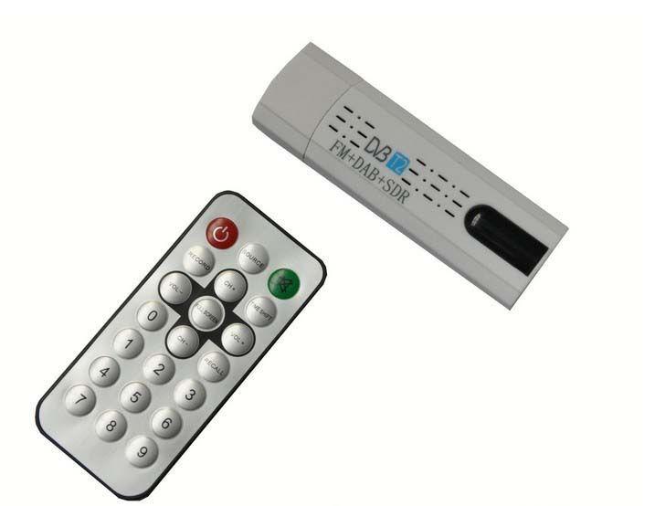 REDAMIGO Numérique satellite DVB T2 Cccam USB tv bâton Tuner avec antenne À Distance HD 1080 p TV Récepteur pour DVB-T2 /C/FM/DAB DVBS810