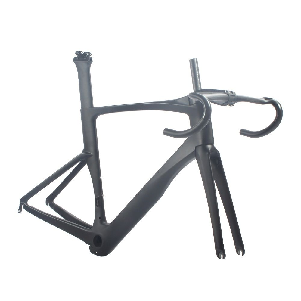 Monocoque Aero Carbon Rennrad Rahmen Beste Carbon Racing Fahrrad Frameset