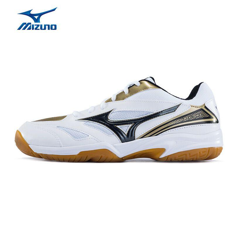 MIZUNO Men GATE SKY Badminton Shoes Breathable Sports Shoes Anti-Slippery Sneakers 71GA174008 XYY042