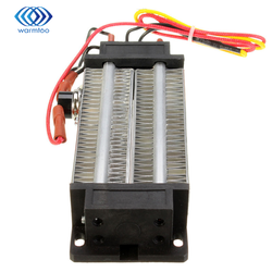 1pcs PTC Ceramic Air Heater Electric Heater 300W 220V AC DC Insulated 118*50mm Heat Up Quickly Safety