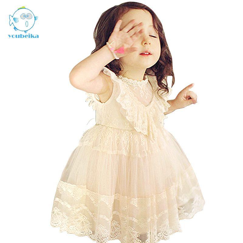 Коллекция 2017 года; летнее платье для маленьких девочек для детская одежда для девочек Мода и ретро платье принцессы для девочек Платья для ж...