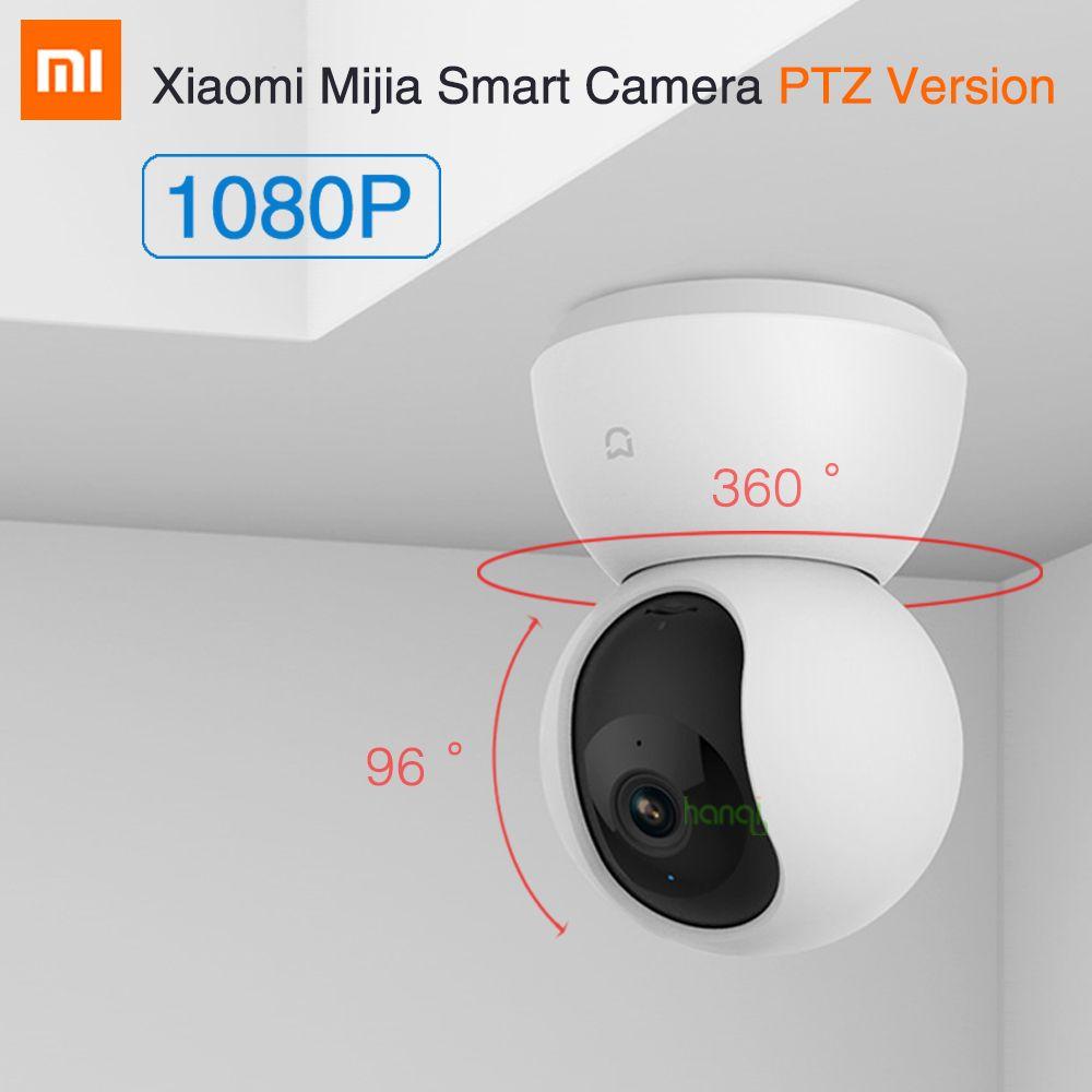2018 New Xiaomi MI Mijia Cameras 1080P Smart Camera IP Cam Webcam Camcorder 360 Angle WIFI Wireless Night Vision For Mi home APP