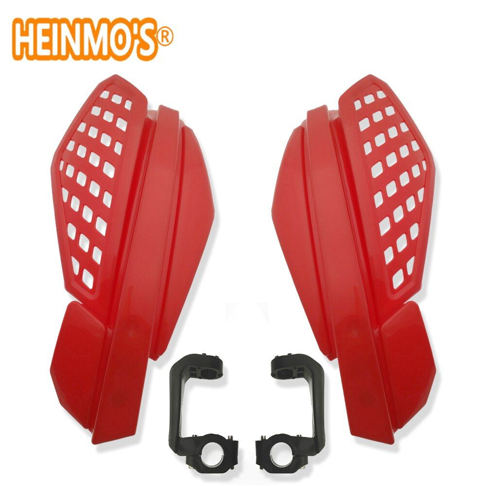 Motorcycle 7 Colors 22mm 28mm Handguard Motocross Hand Guards One Set Combination Handle Protector MX Motocross