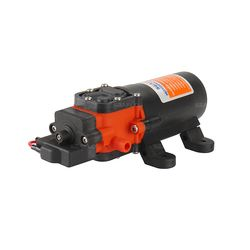 Seaflo Marine bomba de diafragma de agua 12 V 40psi 1.0 gpm 3.8 LPM agua transferencia Motores para RV caravana