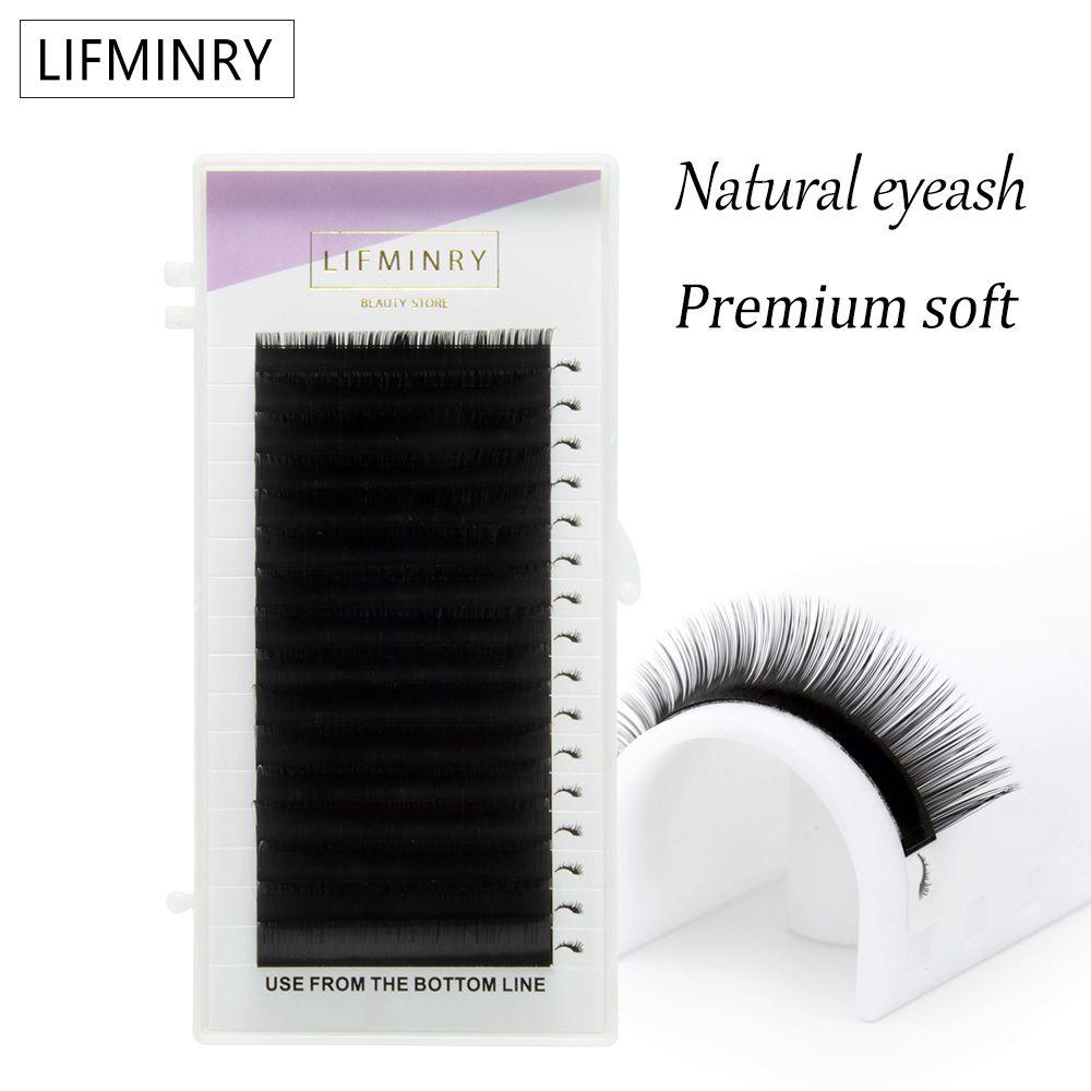 1case High quality eyelash extension mink,individual eyelash extension,natural eyelashes,false eyelashes free shippiping