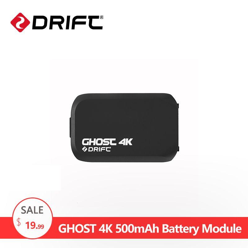 Drift acción deporte accesorios de la cámara extra 500 mAh batería módulo para Ghost 4 K
