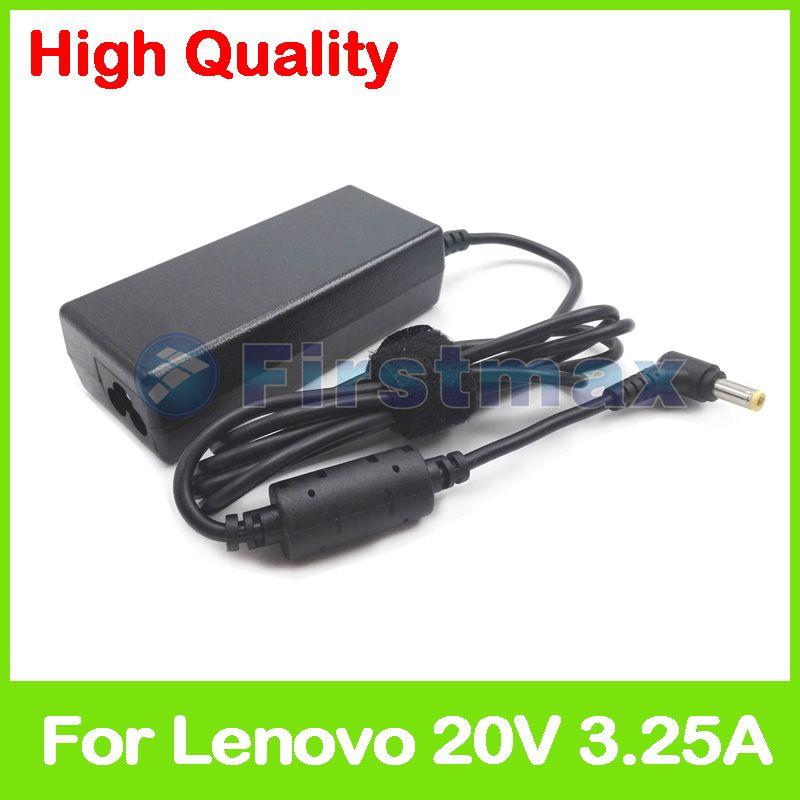 20 V 3.25A 65 Watt ac adapter Laptop ladegerät für Lenovo IdeaPad Y510 Y530 Y560D Z360 Z370 Z380 Z400 Z460 Z470 Z480 Z485 notebook