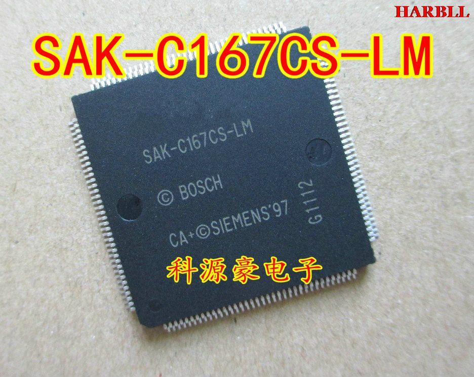SAK-C167CS-LM CPU  New