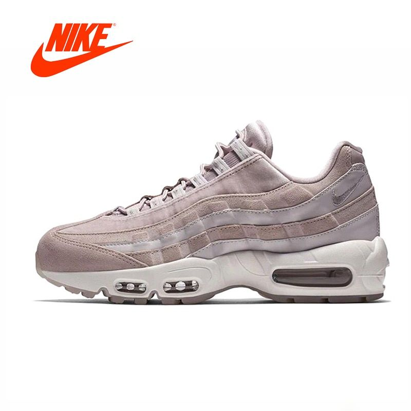 Original New Arrival Authentic Nike Air Max 95 Essential Women's Comfortable Running Shoes Sneakers Good Quality AA1103-600