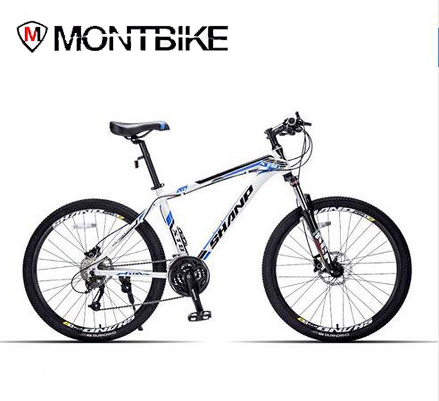 Shanp mountainbike aluminium wachs 27 geschwindigkeit micro 26