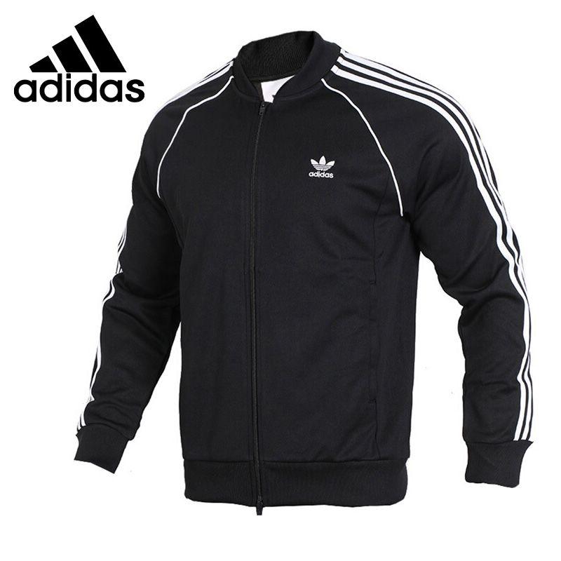 Original Neue Ankunft Adidas Originals SST TT Männer der jacke Sportswear