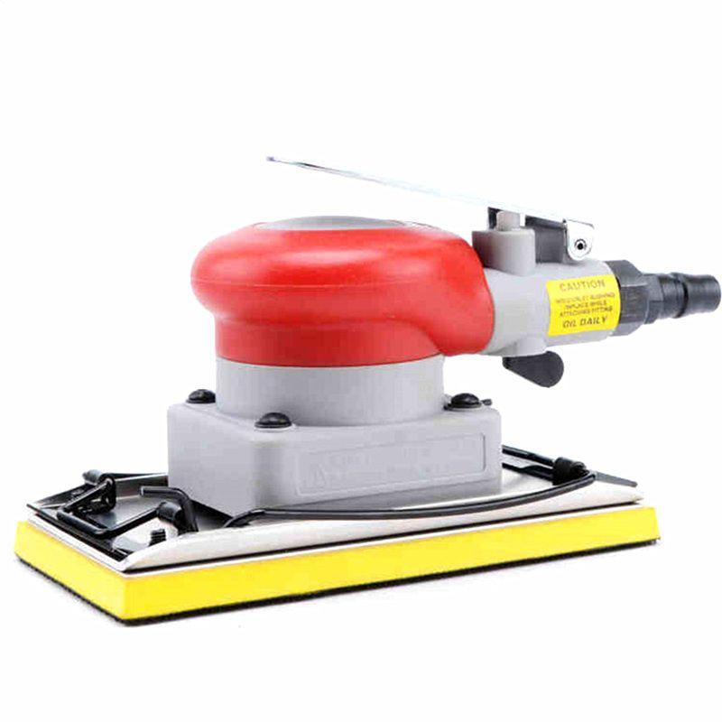 vibration type pneumatic sanding machine 20331 rectangle grinding machine sand vibration machine polishing machine 70X150mm