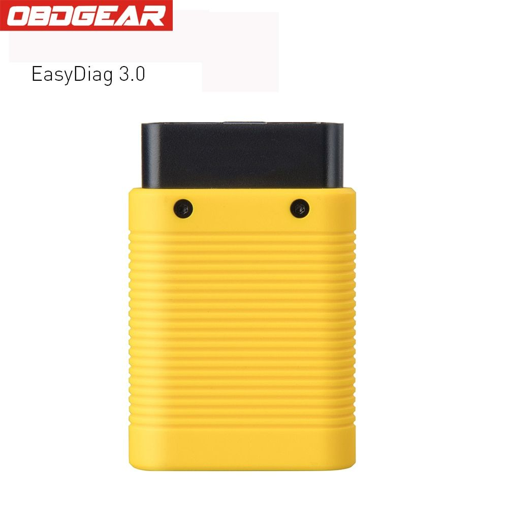 Launch EasyDiag 3.0/Plus EOBD/OBDII Bluetooth Code Reader Android/iOS Scanner OBD2 Extended Cable Diagnostic Tool X431 Easy Diag