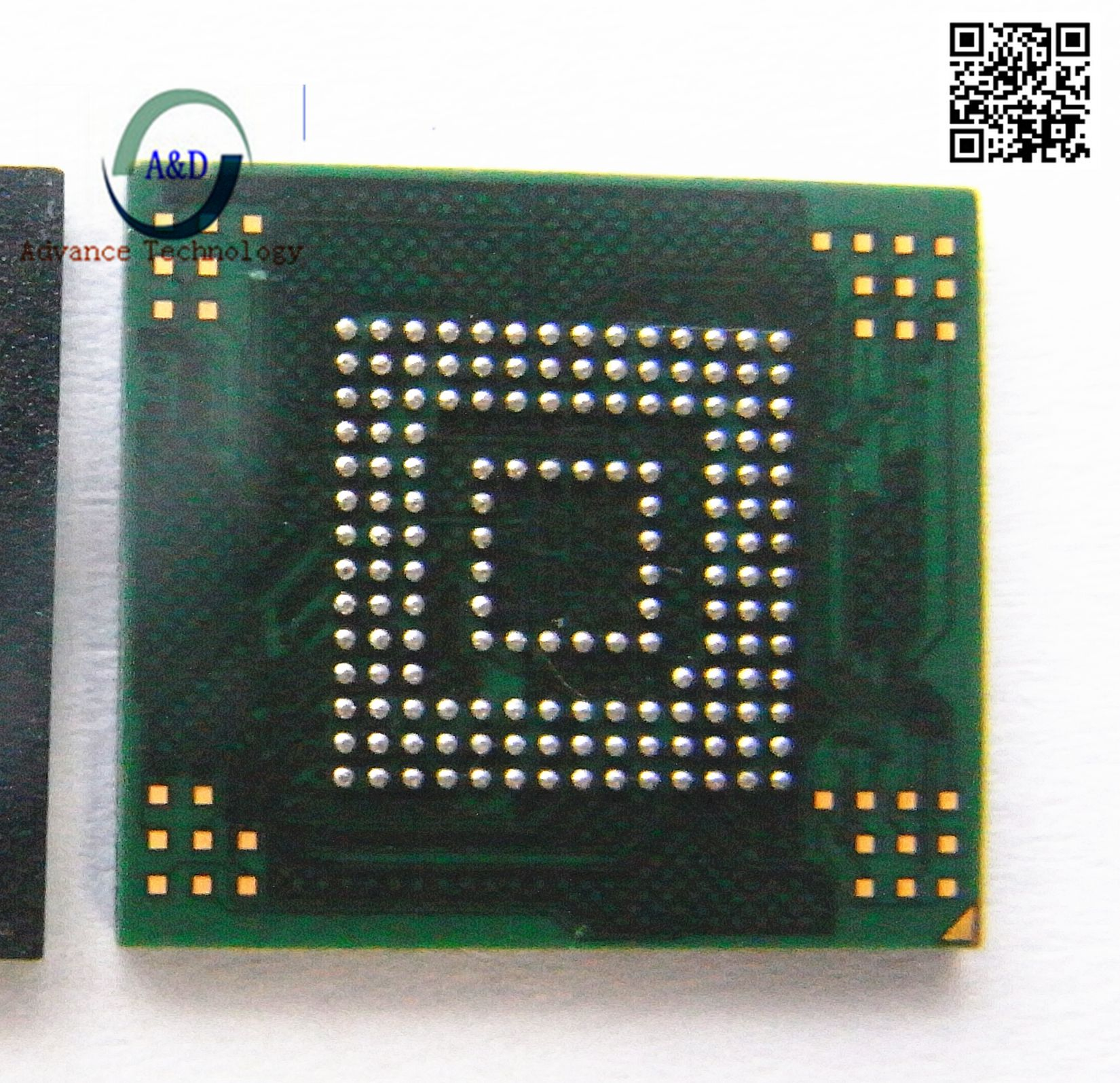 1 PCS Programmé meilleur prix pour N7100 KMVTU000LM-B503 mémoire flash IC KMV3W000LM-B310 MEM avec firmware