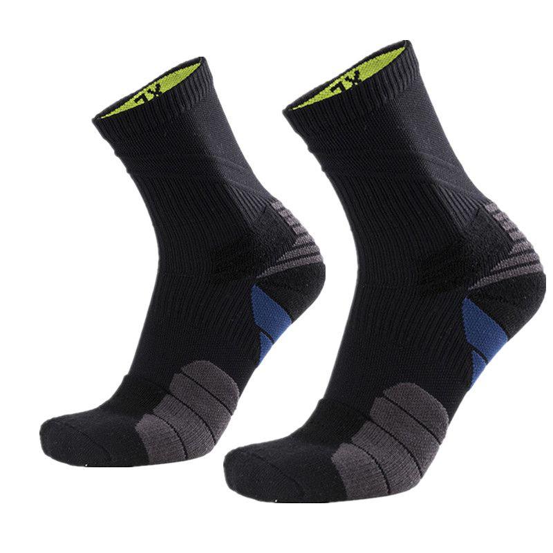 Winter Professional Running Socks Coolmax Material Quick Dry Moisture Absorption Socks For Walking Camping Warm Socks MS1703101