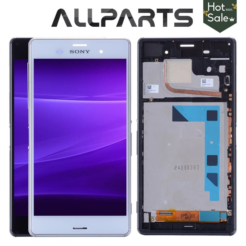For SONY Xperia Z3 LCD Original 1920x1080 5.2'' LCD For SONY Xperia Z3 Display Touch Screen D6603 D6633 D6653 L55T