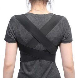 Brace Support Belt Adjustable Back Posture Corrector Clavicle Spine Back Shoulder Lumbar Posture Correction Braces Support Belts