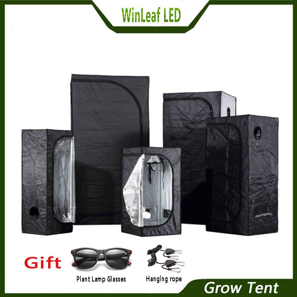 grow tent for indoor hydroponics greenhouse plant lighting Tents 80/100/120/150/240/300 Growing tent
