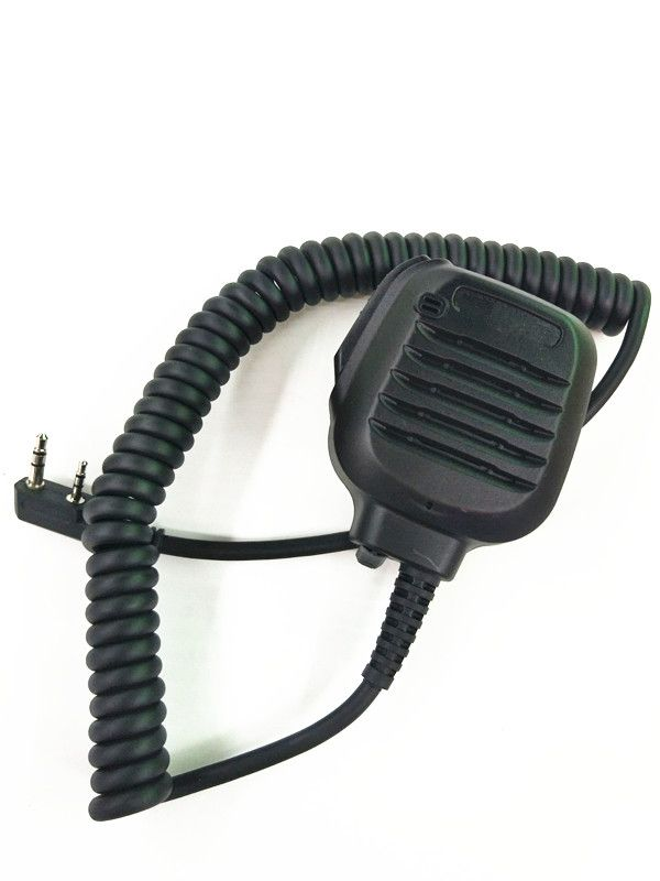 OPPXUN Handheld Speaker Mic Shoulder Microphone KMC-45 for Kenwood TK-3107 BaoFeng UV-5R GT-3 UV-82 BF-F8  Two Way Radio