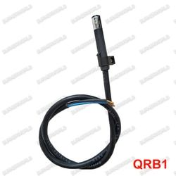 Glass bulb Black QRB1 flame detector  Standard QRB1 Black photocell for burner