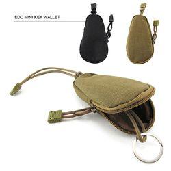Luar Mini Tas Uang Kunci Mobil Dompet Pouch Taktis Militer Purse Pocket Chains Kasus Pemegang J2 Sport