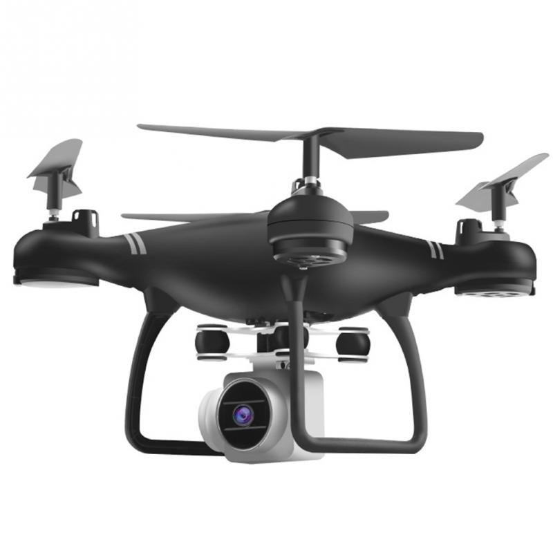 RC Hélicoptère Drone avec Caméra HD 1080 P WIFI FPV Selfie Drone Professionnel Pliable Quadcopter 40 Minutes Batterie Vie KY601S