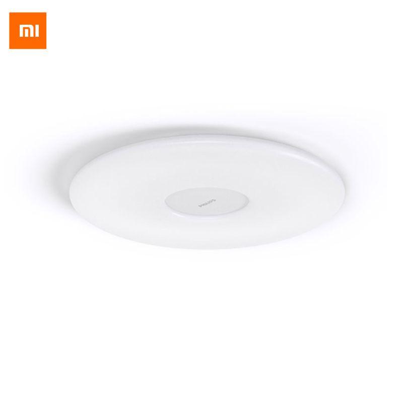 D'origine Xiaomi Mijia Intelligent À Distance Plafond Lumière LED Lampe 33 W 3000lm coloré Plafond APP Contrôle pour La Maison Fonctionne avec Mi bande 2