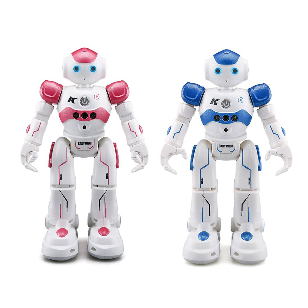 JJRC R2 USB Charging Dancing Gesture Control RC Robot Toy Intelligent Program for Children Kids Birthday Gift