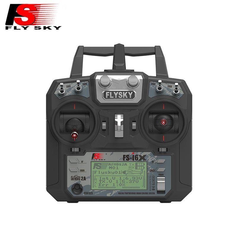 Flysky FS-i6X FS I6X 2.4G RC Transmitter Controller iA10B 10CH / iA6B 6CH / X6B I-BUS Receiver i6 upgrade For RC Helicopter Mu