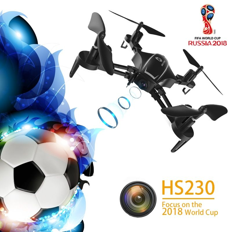 Holy Stone HS230 Racing FPV Wifi Drone with 120 Angle 720P High Definition 45Km/h High Speed 5.8G LCD Screen Quadcopter Aircraft