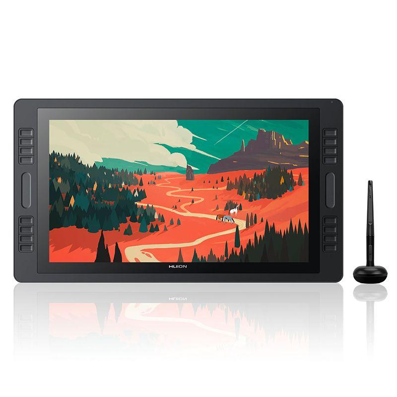 KAMVAS Pro 20 19.5-Inch 8192 Levels Pen Display Monitor Digital Drawing Monitor Battery-Free Pen Tablet Monitor -- HUION GT-192