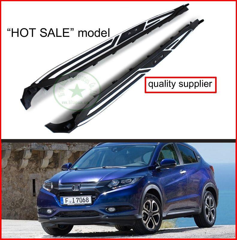 Seite schritt bar trittbrett für Honda HR-V HRV VEZEL,