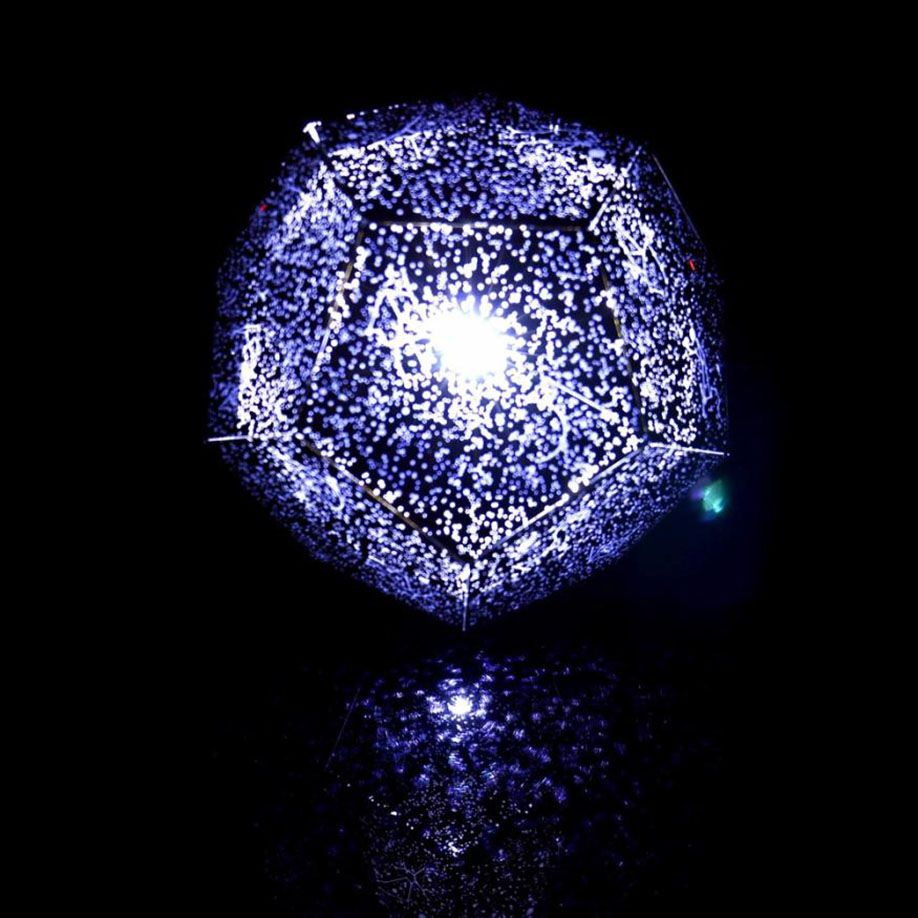 The fifthe Starry Projector 3 Color Light The 5th generation Starry Star Projector LED night Light For Drop Shipping As Requied