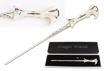 Neue Version Harry Potter serie lord Voldemort cosplay Nicht leuchtende Zauberstab in magie tricks Neu Im Kasten Mit led-Licht