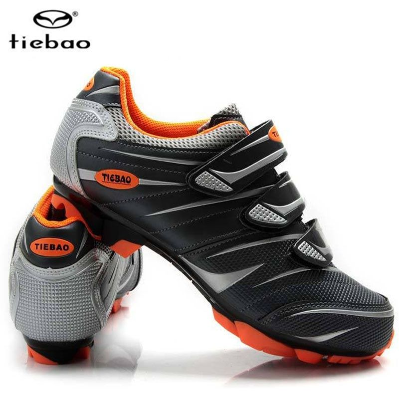 Cycling biycle bike SPD system Self-locking Dark Gray Green color professina MTB cycle shoes cycling boots for women & men