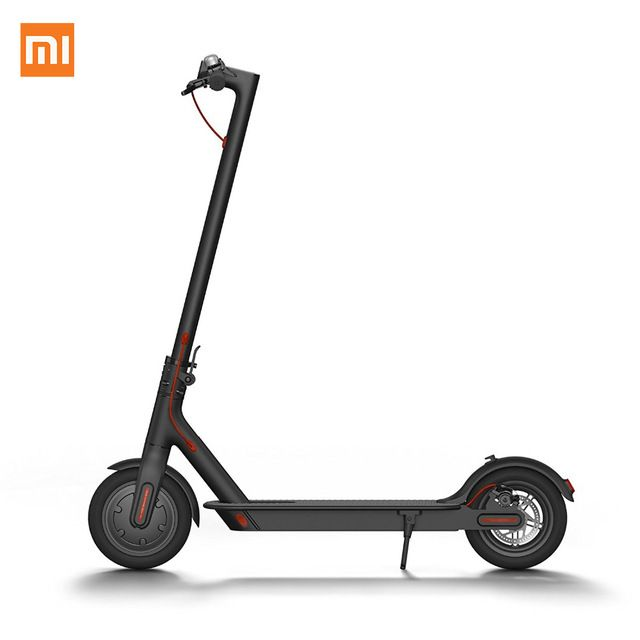 Original Xiaomi Mijia M365 Smart Scooter Electrico plegable patinete para adultos ligero Longboard 30 km Scooter Classic scooter