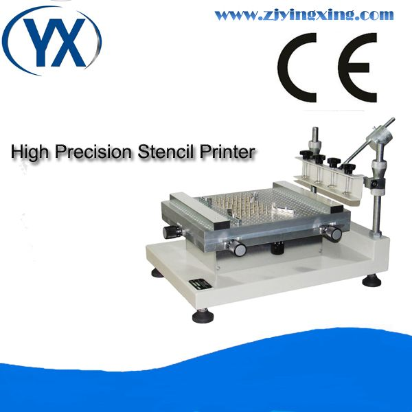YX3040 NEW Stencil Printer SMT Stencil Printers Printing Machine Sodering Small SMT Machines