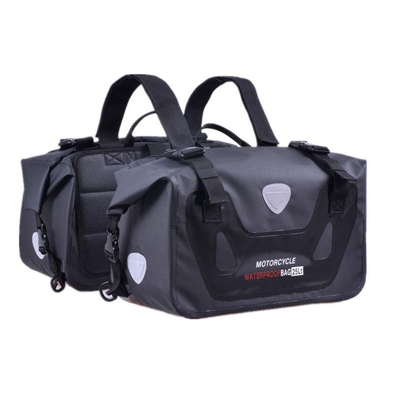 Motorrad Wasserdichte Tasche Tank Taschen Kit Knight Rider Multifunktions Tragbare Taschen Gepäck Universelle Satteltasche für Yamaha etc