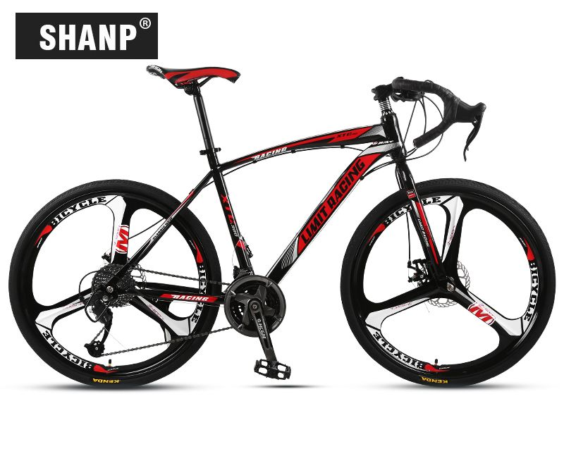 2018 new arrival 27 speeds road bike 26 inch bicycles double disc brake hot selling mountain bike